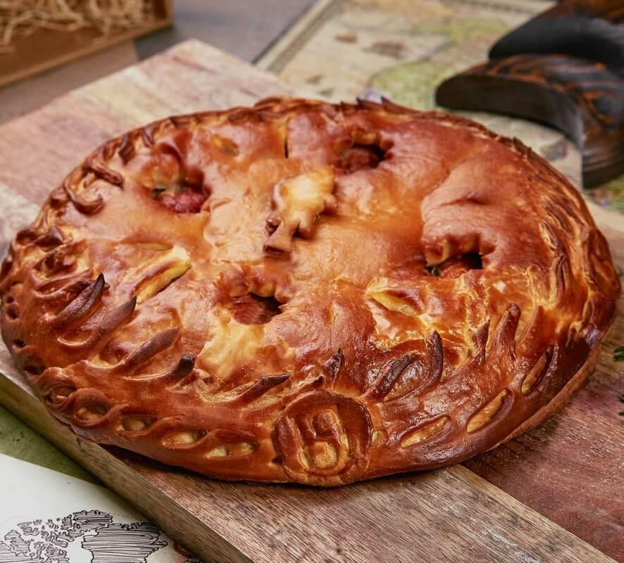 скандинавские пироги